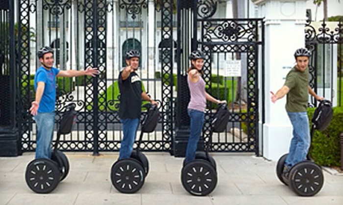 Palm Beach Segway Tours - Downtown West Palm Beach: $39 for a Two-Hour Segway Experience from Palm Beach Segway Tours in West Palm Beach ($79 Value)