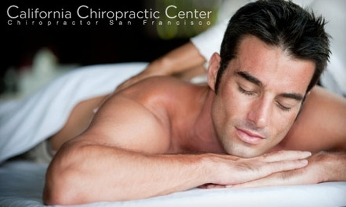 California Chiropractic Center - South Beach: $45 for Soothing One-Hour Massage of Your Choice at California Chiropractic Center