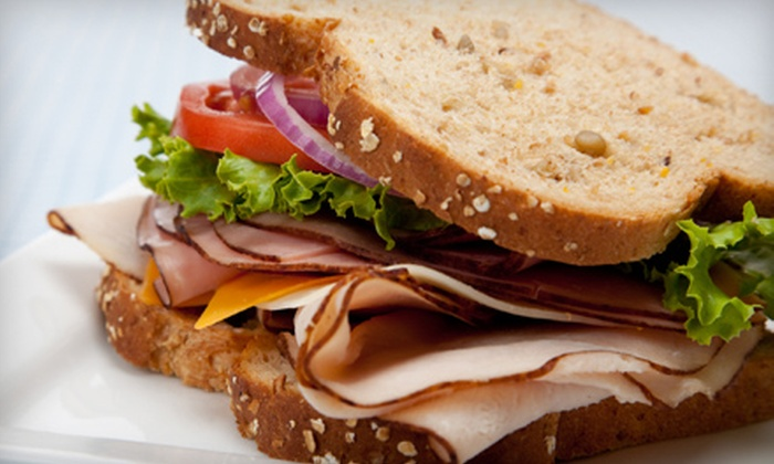 McAlister's Deli - Multiple Locations: Gameday Platter for Up to 10 or Lunch or Dinner for Two from McAlister's Deli