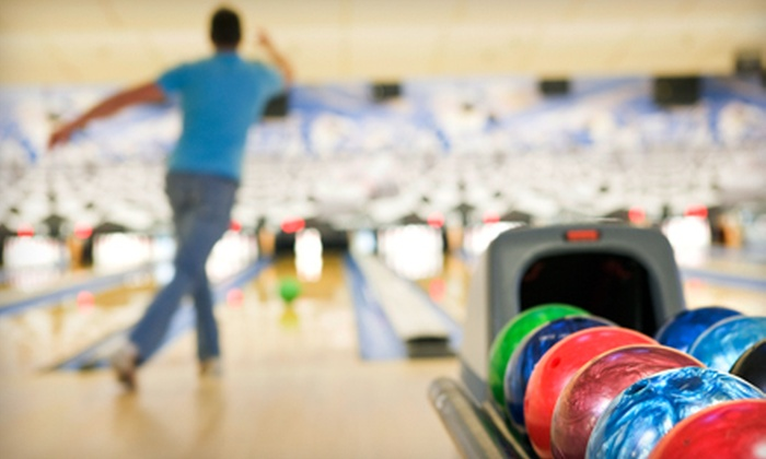 Sunbelt Recreations - Multiple Locations: Bowling for Two at Capital Lanes or Seminole Bowl from Sunbelt Recreations