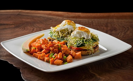 $25 Groupon for Breakfast or Lunch Valid MondayFriday - Prasino in Chicago
