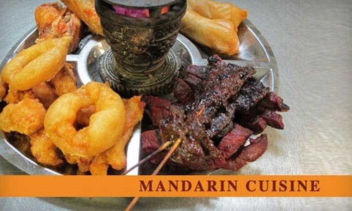 Mandarin Cuisine - Needham: $10 for $25 Worth of Chinese Fare at Mandarin Cuisine in Needham