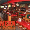 $10 for Burgers at The Tavern on Main