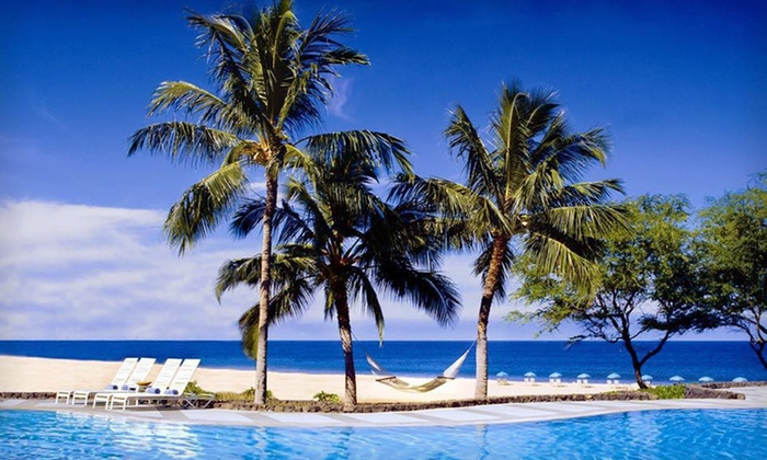 Hapuna Beach Prince Hotel - Honolulu: Four- or Seven-Night Stay for Two at Hapuna Beach Prince Hotel from Classic Vacations in Kohala Coast, HI