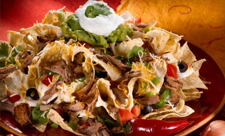 Mexican Food for Lunch or Dinner at El Parral Mexican Restaurant (Half Off)