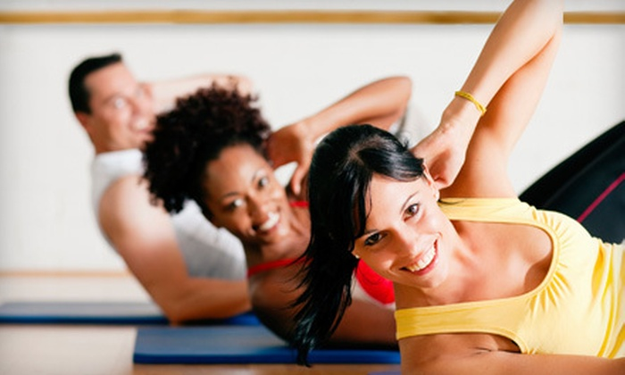 Fierce Fitness By Design - Audubon: $59 for 10-Week 2012 Weight Loss Challenge at Fierce Fitness By Design (61% Off)