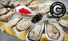 Eats on Lex - Upper East Side: $39 for Two-Dozen Oysters and Two Signature Martinis at Eats on Lex (Up to $102 Value)