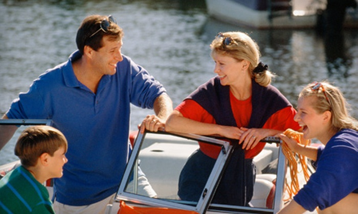 Beaver Dam Boat Rentals - Newport: $35 for a Crabbing Adventure for Up to Six People from Beaver Dam Boat Rentals in Newport (Up to $70 Value).