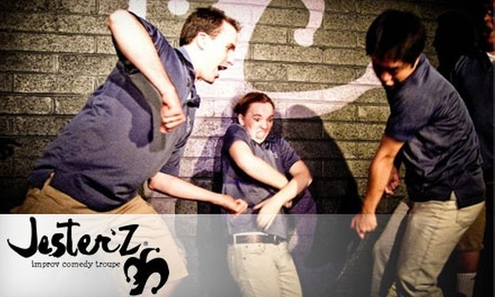 Jester'z Improv Show - South Scottsdale: $7 for One Admission to a Jester'z Improv Show ($12 Value)