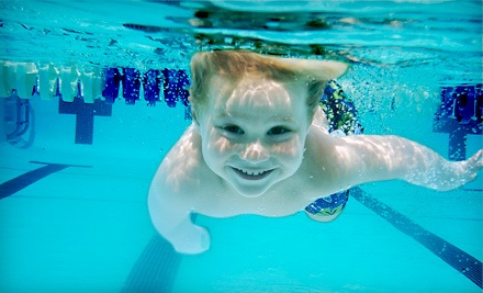 6 or 8 Swimming Lessons with a Six-to-One Student-Teacher Ratio, Valid for Ages 6+  - The Swim Lessons Company in Columbia