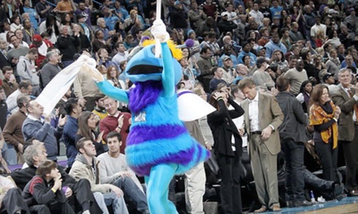 New Orleans Pelicans - Baton Rouge: One Ticket to a New Orleans Hornets Game at The New Orleans Arena on January 29 at 6 p.m. Three Options Available.