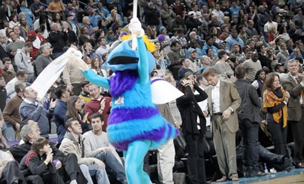 New Orleans Hornets vs. Atlanta Hawks at The New Orleans Arena on Sun., Jan. 29 at 6PM: Upper-Side Seating - New Orleans Hornets in New Orleans