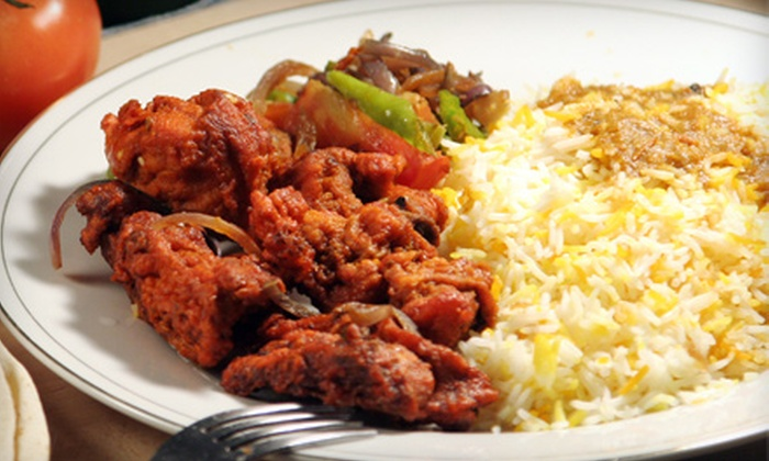 Himalayan Grill - Huntington Beach: $15 for $30 Worth of Indian, Nepalese, and Tibetan Cuisine at Himalayan Grill in Huntington Beach