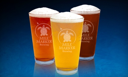 Mile Marker Brewing, LLC - Mile Marker Brewing, LLC in St Augustine