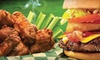 Beef 'O' Brady's - Aiken: $10 for $20 Worth of American Pub Fare and Drinks at Beef 'O' Brady's in Aiken.