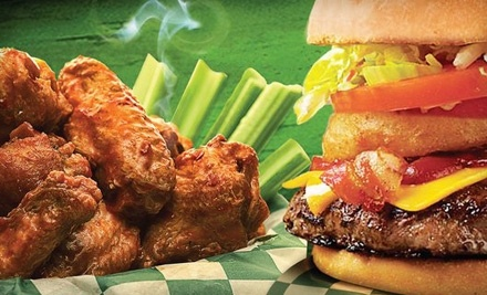 $20 Groupon to Beef 'O' Brady's - Beef 'O' Brady's in Aiken
