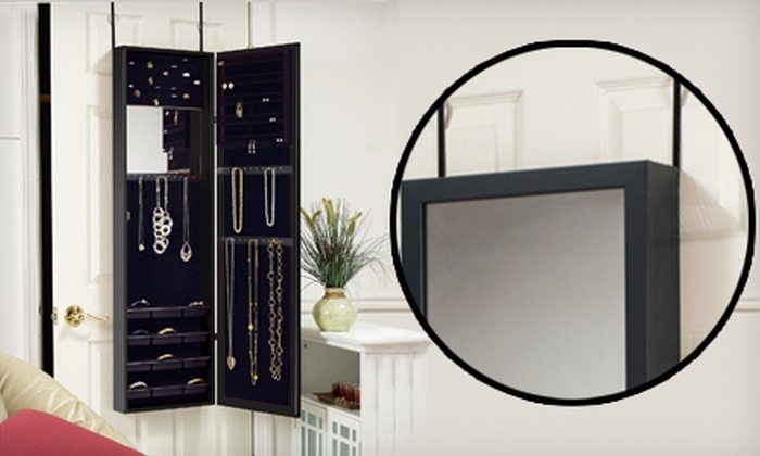 $99 For An Over The Door Armoire With Mirror ...