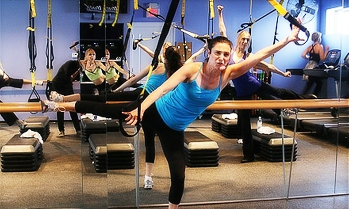 bodyfit studio - Scarsdale: $39 for Three Tread-X Classes at bodyfit studio in Scarsdale ($96 Value)