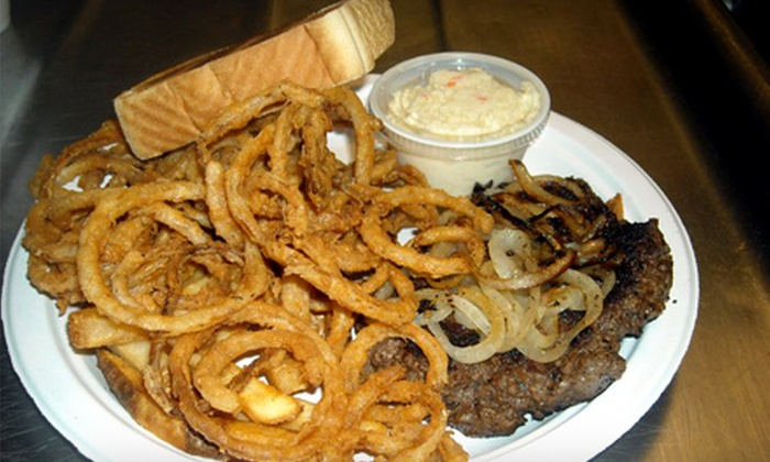 Southport Food - Roebuck: $7 for $14 Worth of American Fare and Drinks at Southport Food in Roebuck