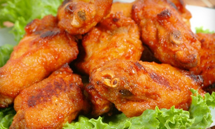 Buffalo Wings & Rings - East Louisville: $10 for $20 Worth of Wings, Burgers, and Sports-Bar Fare at Buffalo Wings & Rings