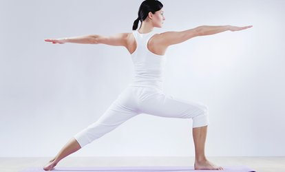 image for Three (£9) or Seven (£14) Rocket Yoga Sessions at Sudden Movements (Up to 75% Off)