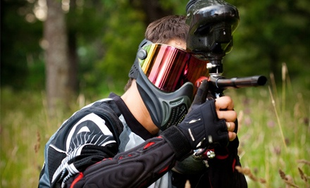 Full Day Paintball Package: Sat., Sep. 24th (a $37.95 value) - Whitewater Rafting Adventures in Nesquehoning