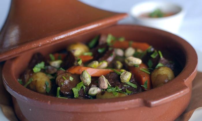 Marrakech Restaurant - Marrakech Gourmet: Moroccan Cuisine for Lunch or Dinner at Marrakech Restaurant (Up to 51% Off)
