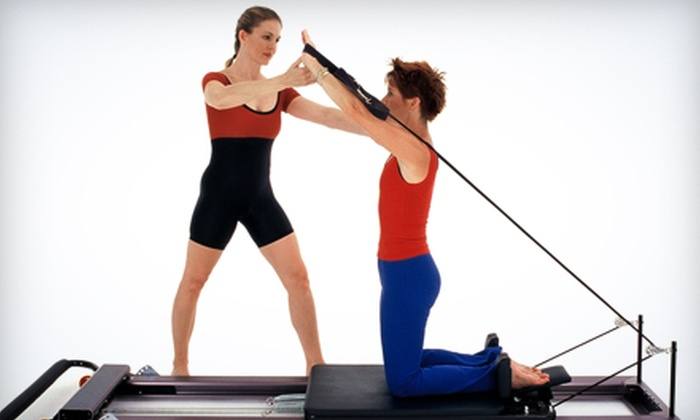 Polestar Physical Therapy & Pilates Center - Riviera: Intro Pilates Reformer Class with 4 or 9 Level-One Classes at Polestar Physical Therapy & Pilates Center (Up to 72% Off)