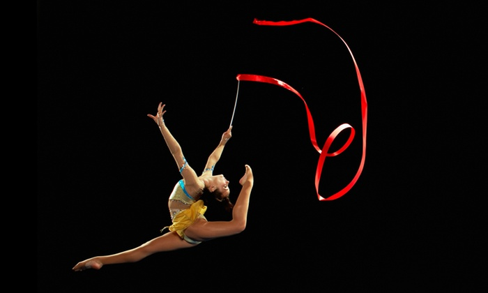 Rose City Rhythmic - Bridlemile: One Month of Rhythmic Gymnastics Classes at Rose City Rhythmic (Up to 55% Off)