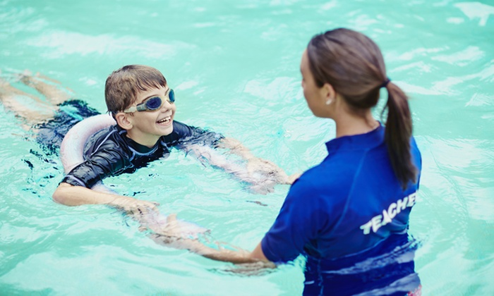 Physique Swimming - Multiple Locations: Up to 34% Off Group Swim Lessons for Children or Adults at Physique Swimming