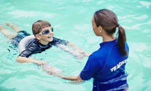 Lifestyle Aquatics: Four, Six, or Eight Weeks of Swimming Lessons at Lifestyle Aquatics (50% Off)