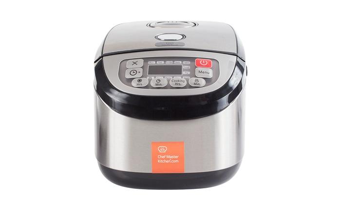 Robot da cucina Inox Cook Robot