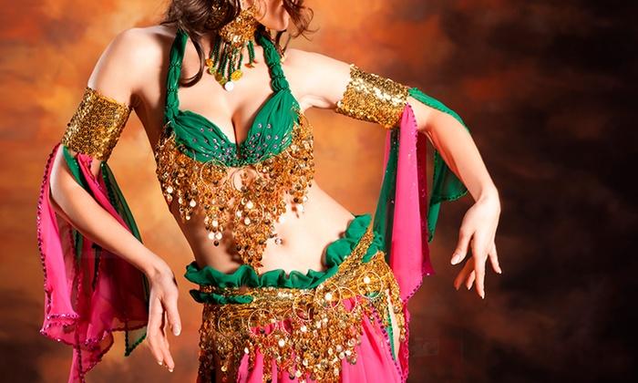 Belly Dance Class Camden 5