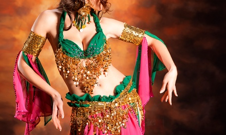 Bellydance Body Mind: One (£5) or Three (£10) Belly Dancing Classes (Up to 58% Off)