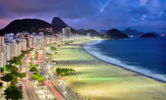 Brazil Vacation With Hotel And Air From Great Value Vacations In - Vacation in brazil