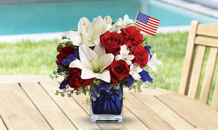 Teleflora: Flowers from Teleflora (Half Off). Three Options Available.