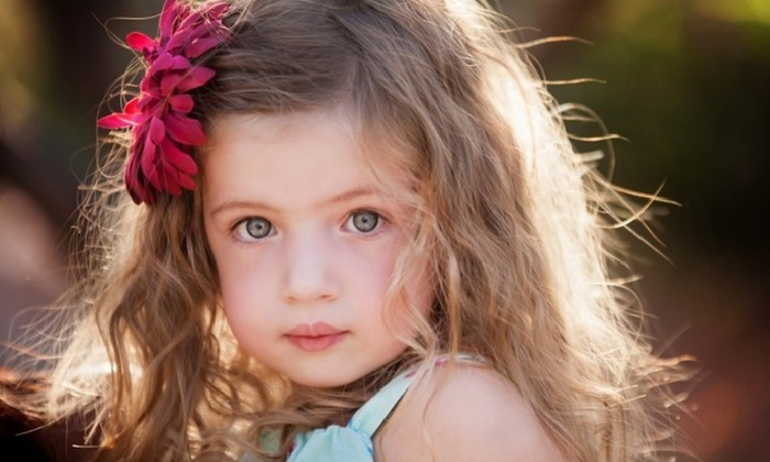 Kiddie Pix Couture - Phoenix: 30-Minute Outdoor Photo Shoot with Digital Images from Kiddie Pix Couture (71% Off)
