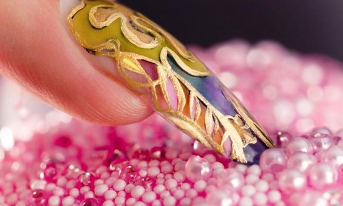 Bennu Concepts Nail Service - New Orleans: $16 for $35 Worth of Nail Design Service — Bennu Concepts Nail Service