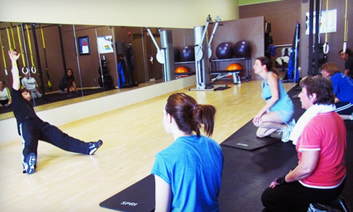DeVetter Fitness - West Omaha: $49 for a Four-Week Boot Camp with Nutrition Consultation and Two Physical Assessments at DeVetter Fitness ($259 Value)