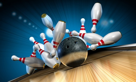 Up to 39% Off Bowling at Village Lanes