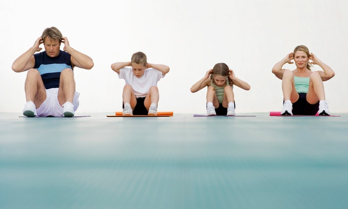 Ganesha Yoga and Adventures in Fitness - Lakeview: 10 Family Classes or 15 General Classes at Ganesha Yoga and Adventures in Fitness (Up to 65% Off)