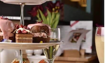 Afternoon Tea for Two or Four at Tea House