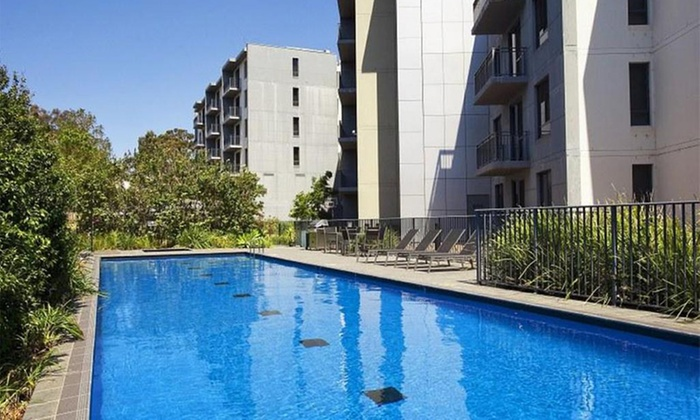 North Ryde, NSW: 1 Or 2 Nights For Two People With Late Check Out, Wine And  Chocolates At 4* Quest Serviced Apartments