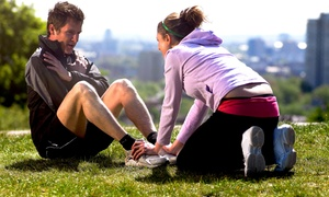 Tone Sports: 5 or 10 Sports Boot-Camp Classes at Tone Sports (Up to 61% Off)