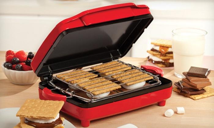 Sensio Bella Baking Appliances: $15 for a Sensio Bella Brownie, Mini-Cupcake, or S'mores Maker ($39.99 List Price)