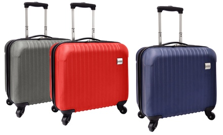 Wilmington Carry-On Spinner Overnight Bag. Free Returns.