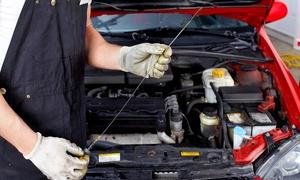 Inauto: Check up auto con cambio olio, ricarica dell'aria condizionata e igienizzazione all'ozono (sconto fino a 83%)