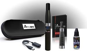 Atmos Dry Herb, Wax, and Oil Vaporizer Kit: Atmos Dry Herb, Wax, and Oil Vaporizer Kit