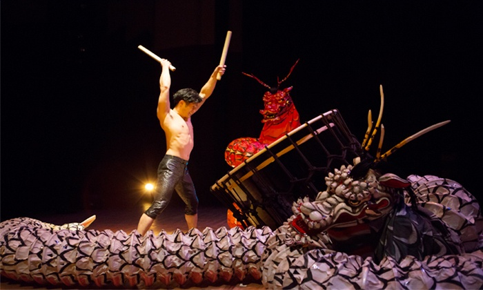Kodo: One Earth Tour Mystery - Sony Centre For The Performing Arts: Kodo One Earth Tour: Mystery at Sony Centre for the Performing Arts on March 12 at 8 p.m. (Up to 50% Off)