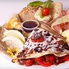 $6 for Sweet and Savoury Crepes at Caramel Crêpe